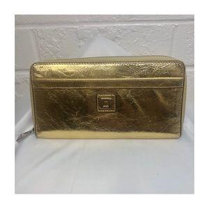 Lodis Gold Wallet